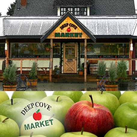 Rosemary Scott of Deep Cove Market